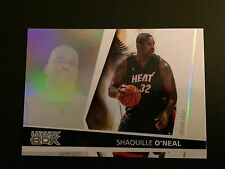2005-06 Topps Luxury Box #32 - Shaquille O'Neal - Miami Heat in Top Loader