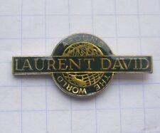 LAURENT DAVID/around the world/poches... mode-PIN (126b)
