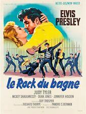 LE ROCK du BAGNE FILM  RkBL-POSTER/REPRODUCTION 90x120cm* d1 AFFICHE CINéMA