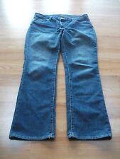 """EUC~Women's Size 14 Reg Old Navy The Flirt Jeans~38 x 32~Rise 9.75""""~Cotton Blend"""