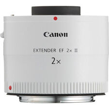 Canon Extender EF 2X III Lens Brand New With Shop Agsbeagle