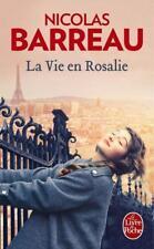 La vie en Rosalie von Nicholas Barreau (2017, Taschenbuch)