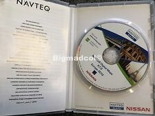 Nissan Renault Navteq Maps Europe 2012 X7.0 KE2889997X12 Genuine DVD