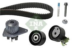 INA Timing Belt Kit CITROEN C2 C3 C4 PEUGEOT 1007 206 207 307 1.4 16V PETROL