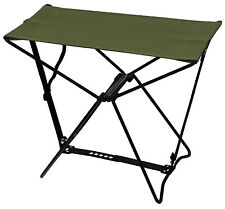 Olive Drab Lightweight Portable Chair Folding Camp Stool Camping Rothco 4543
