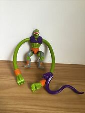 1986 He-man Masters Of The Universe Sssqueeze Action Figure Complete