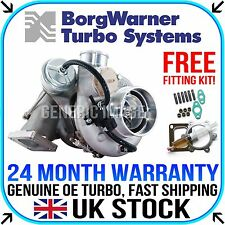 Genuine Borgwarner Turbo For Range Rover Turbo MK 1 2.4LD 90HP 1986-1989