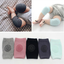 3Pcs Knee Pads Safety Crawling Elbow Protector Cushion For Infant Toddler Baby