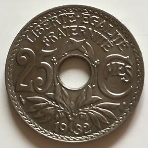 25 Centimes Lindauer 1932 N5