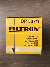 ALFA ROMEO/ FIAT/LANCIA OIL FILTER FILTRON OP537/1 I NEW