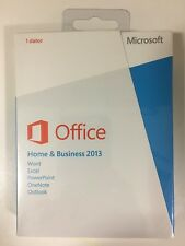 Office Home & Business 2013 32/64 Bit Eurozone Medialess Retail Box T5D-01778