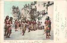 Moki Snake Dance - Danse of / the Serpent at the Indians Moki