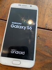 Samsung Galaxy S6 SM-G920V - 32 GB - White Pearl (Verizon) Smartphone