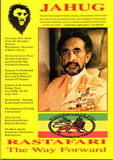 Jahug Book 6: Rastafari, The Way Forward (Yellow Cover) (NEW)