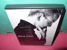 steve jobs - fassbender - winslet - daniels - dvd