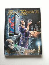 Ars Magica RPG Core Rulebook, Second Edition Lion Rampant 1989 Rare