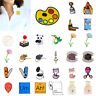 Lovely Cute Unisex Cartoon Enamel Lapel Badge Collar Pin Corsage Brooch Jewelry