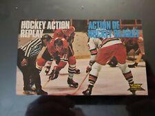 1972-73 LETRASET NHL HOCKEY TRANSFER # 20 DUNC WILSON VANCOUVER CANUCKS WHA RARE