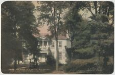 The Henry S. Lane Place, Crawfordsville, Indiana 1910