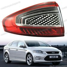 1Pcs Left Outer Tail Light Rear Lamp for Ford Fusion Mondeo 2011-2012