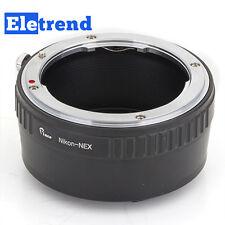 Picxo AF Confirm Lens Adapter For Nikon Lens To Sony E Mount NEX A5100 A6000
