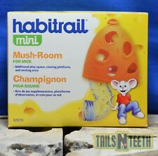 Habitrail MINI Mush-Room for Mice - More Play-Space, Nesting & Viewing Area