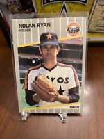 1989 Fleer #368  Nolan Ryan - G/VG