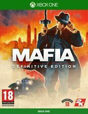 Mafia: Definitive Edition Xbox One No Cd No Key Preorder 25/09