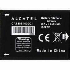 Alcatel CAB30B4000C1 Battery 750mAh 3.7V for OT-255 OT-600A OT-383A OT-206