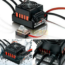 Hobbywing Quicrun Waterproof WP Brushless Motor ESC Controller 60A 10BL60 RC Car