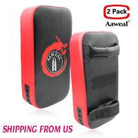 Kick Boxing Strike Shield Pad MMA Focus Arm Pads Punch Bag Muay Thai Target