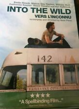 """Into The Wild (DVD) FAST SHIPPING Alexander """"Supertramp"""""""