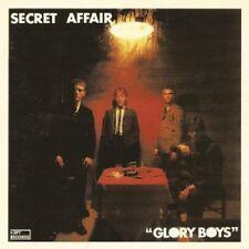 Secret Affair Glory Boys CD+Bonus Tracks NEW SEALED Mod Time For Action+