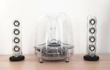 Harman Kardon Soundsticks III Wired 2.1 40W RMS Speaker System - Used
