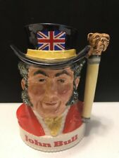 Jim Beam Royal Doulton 2nd In Series International Collection John Bull