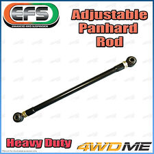 Ford F250 4WD Front Adjustable Heavy Duty EFS Panhard Rod RHD for Lifted Raised