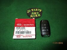 NEW OEM KIA 2015,2016 SEDONA REMOTE TRANSMITTER FOR KEYLESS ENTRY 95430A9300