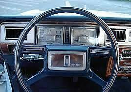 Mercury Grand Marquis: 1980, 1981, 1982 - 1987 Speedometer - Instrument Cluster