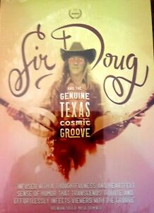 Doug Sahm - Sir Doug & The Genuine Texas Cosmic Groove 2 x DVD. Sealed Mint.