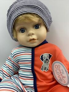 """20"""" Baby Rich by Nina 2000 Adorable outfit"""