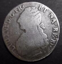 ECU DE BEARN AUX BRANCHES D'OLIVIER 1780 PAU - LOUIS XVI