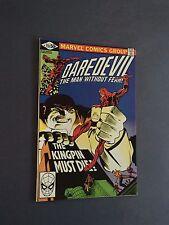 Daredevil 170 Raw 9.4 / 9.6 Bronze Age Marvel Key Book 1st Kingpin I.G.K.C. L@@K