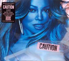 MARIAH CAREY LP Caution 150 Gram Vinyl + Full Downloads Gatefold Sleeve IN STOCK