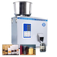 Powder Filling Machine Automatic Intelligent Particle Weighing Fill 2-100g