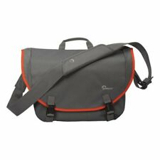 Lowepro LP36656 Passport Messenger Shoulder Bag DSLR Camera and Laptop Case Grey