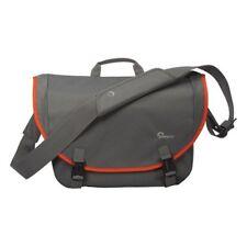 Lowepro LP36656 Passport Messenger Shoulder Bag - DSLR or Laptop Case - Grey