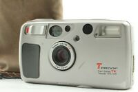 【EXC+++++】 Kyocera T Proof Yashica T4 T5 Super Zeiss Tessar 35mm From JAPAN