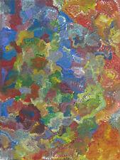 Australian Aboriginal Art by Famous Artist Rosemary Pitjara (P13-05) (86cmx64cm)