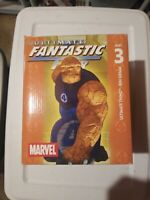 Marvel Ultimate Fantastic Four Thing Ben Grimm Bust Diamond Select Wow #491/3000