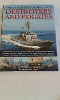 History Bernard Ireland Book The World Encyclopedia of Destroyers and Frigates